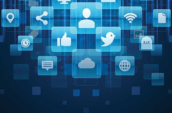خدمات شبکه و اینترنت